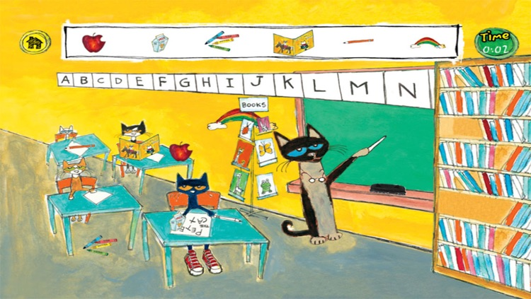 Pete the Cat: School Jam