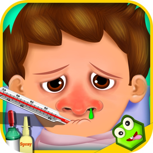 Flu Doctor for Kids