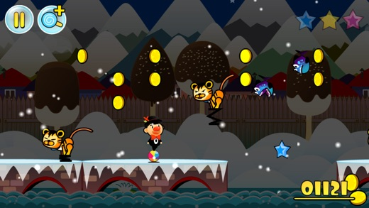 Sugar Roll Screenshot
