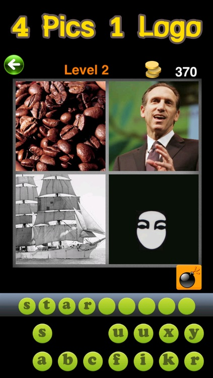 4 Pics 1 Logo Quiz : what's the brand 100 guess word
