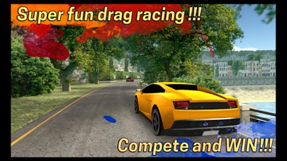 Fun Kid Drag Racing 3D screenshot one