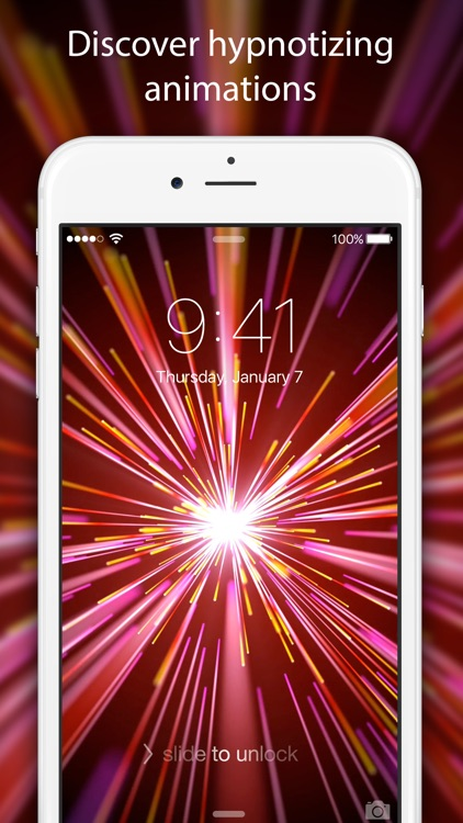 Live Wallpapers & Themes - Dynamic Backgrounds and Moving Images for iPhone 6s and 6s Plus screenshot-4