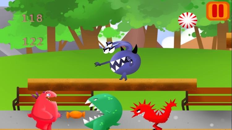 Good Monster Saga Fun Free Arcade Game for Kids screenshot-4