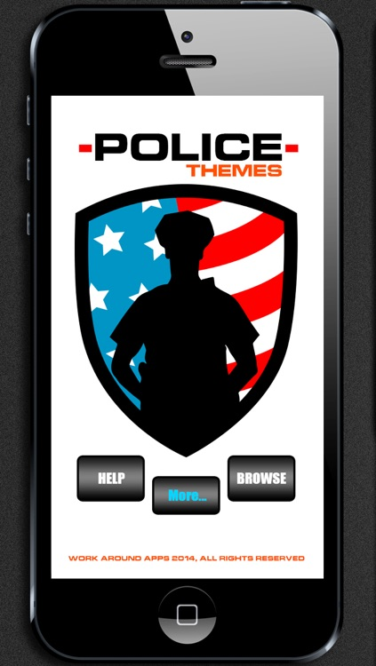 Police Themes! Backgrounds, Wallpaper, & Lock Screens