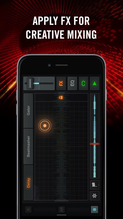 Traktor DJ for iPhone screenshot-3