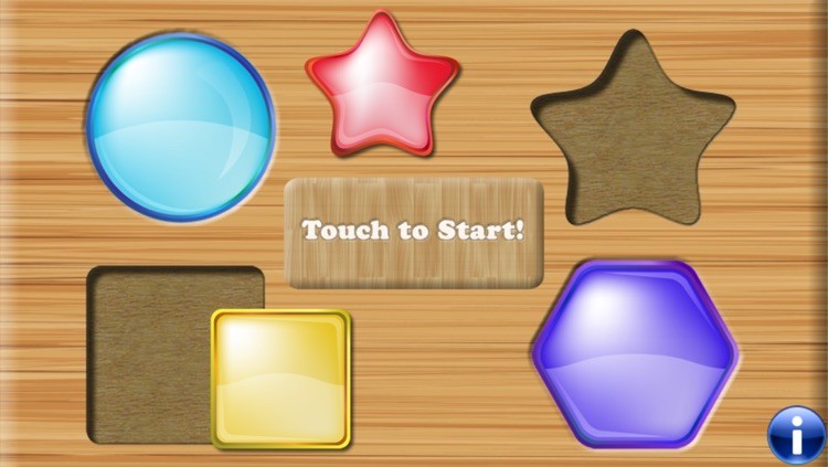 Shapes and Colors for Toddlers : help your child to develop fine motor skills !