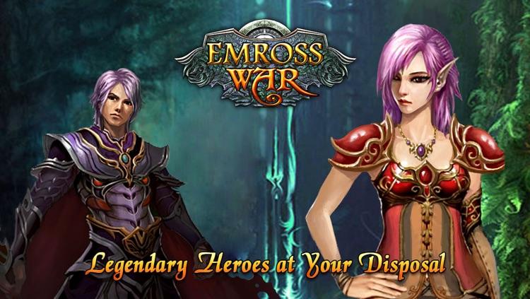 Emross War screenshot-3