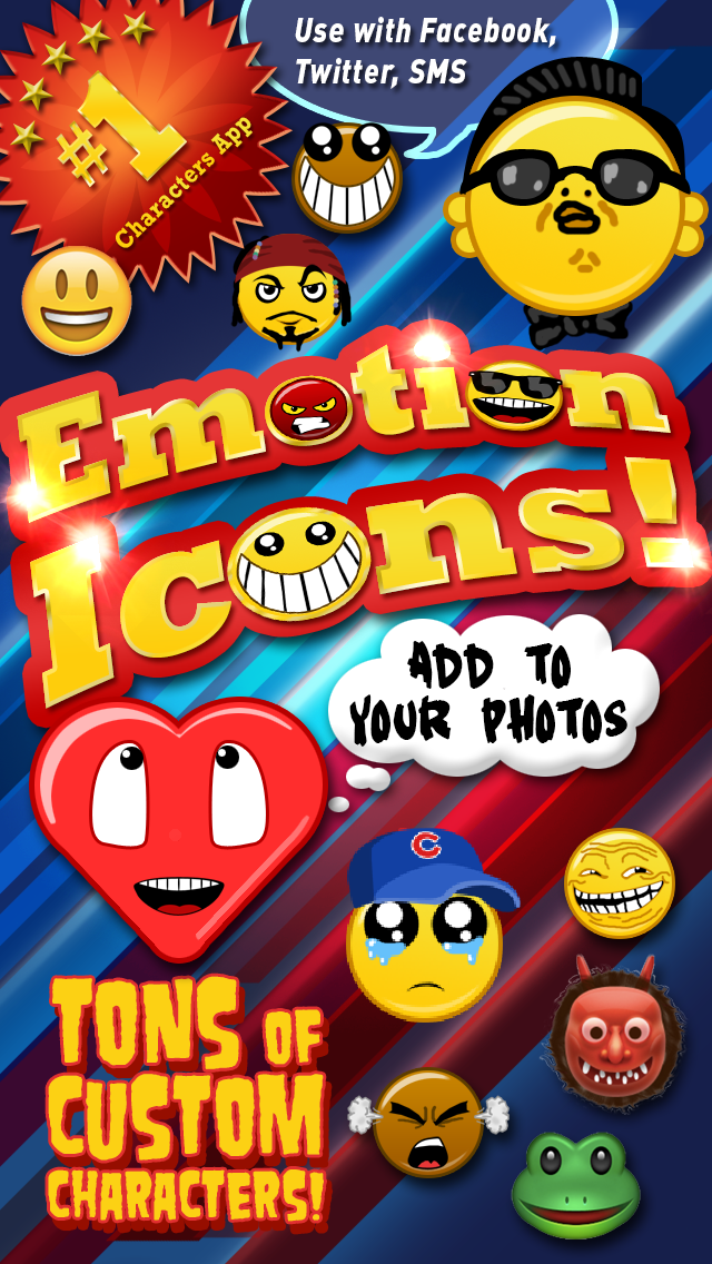 Emoji 2 Free - NEW Emoticons and Symbols