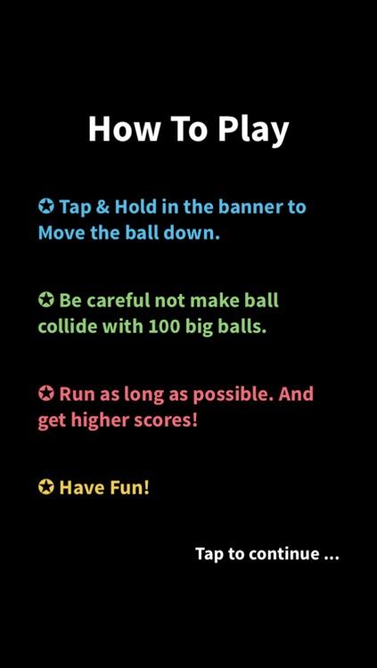 Avoid The 100 Balls screenshot-4