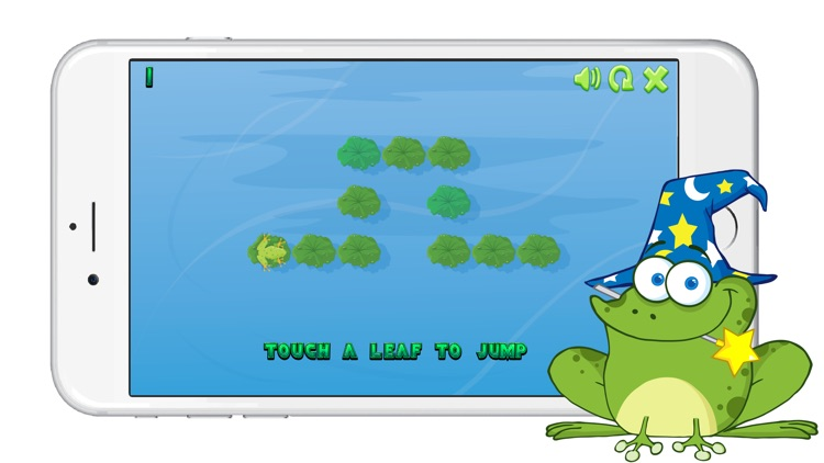 Clever Frog Jumper Adventure Games for Kids Free