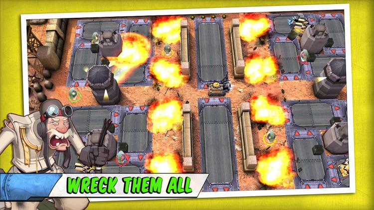 Tank Battles - Explosive Fun! screenshot-3