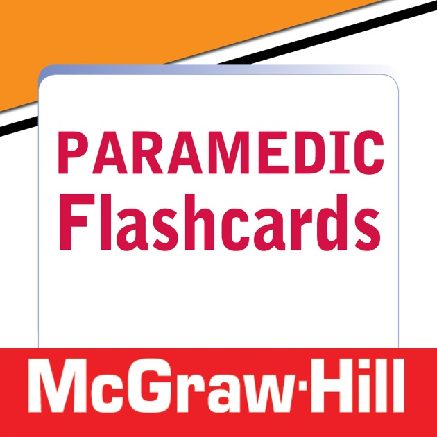 paramedic certification exam flashcards