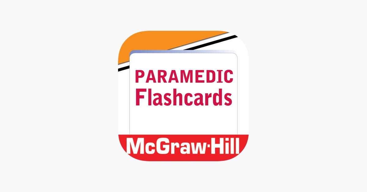 Paramedic Certification Exam Flashcards on the App Store