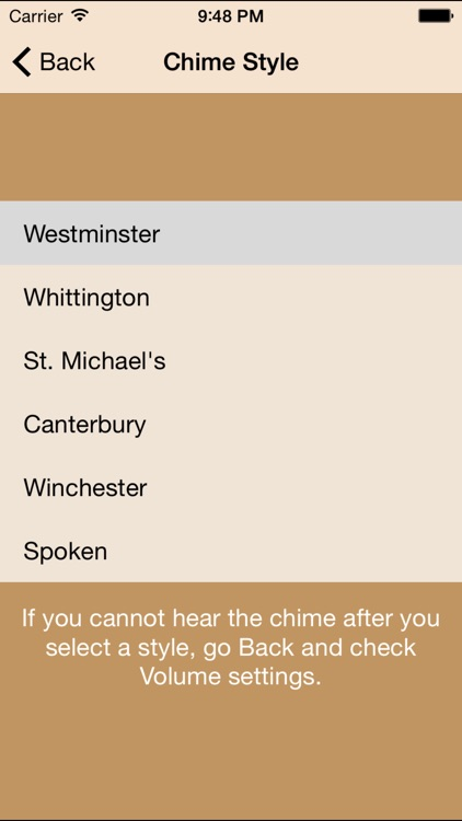 Westminster Chimes Full screenshot-3