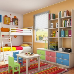 Kids-Room Design Ideas