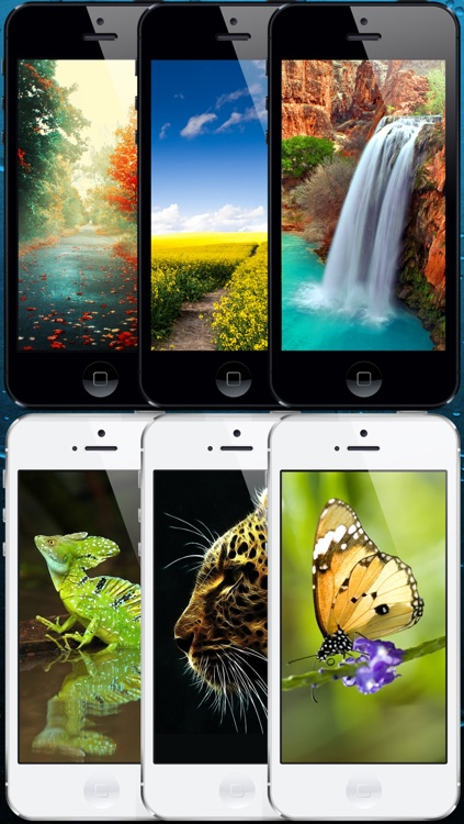 Cool Wallpapers for iOS 7 Pro
