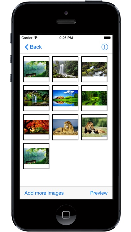 pics2pdf - Add annotations to Images, Photo, Pictures, Snaps and Convert to PDF screenshot-1