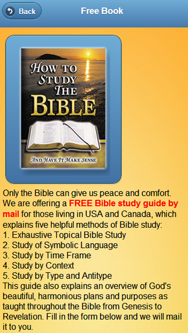 download Free Bible Study - God's Plan for People - Divine Plan - Audio Bible Study, Why God permits Evil apps 4