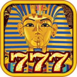 A Pharaohs Treasure - Vegas Casino Style Mini Slot Machine, Blackjack & Fortune Wheel FREE