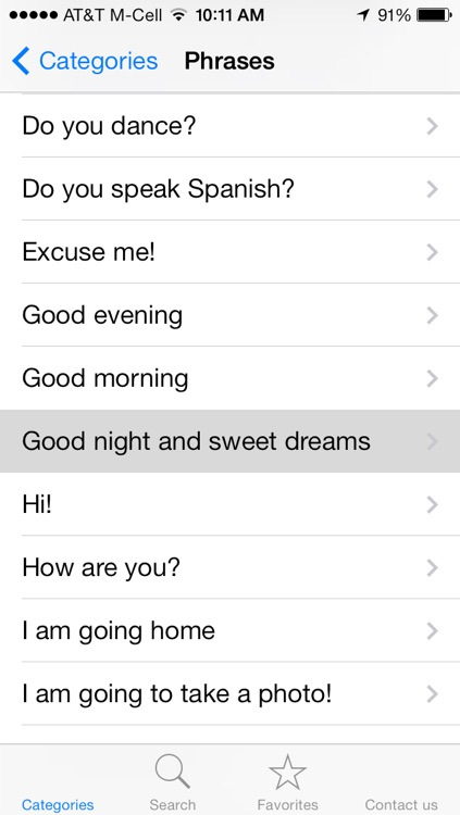 English to Italian Translation Phrasebook