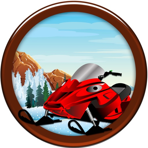 Snowmobile Ice Rage - A Winter Fast Driving Craze Full