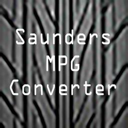 Saunders MPG Converter