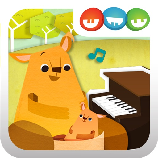 Kangaroo Jump! Leap! Bounce! Music Education for Your Kids