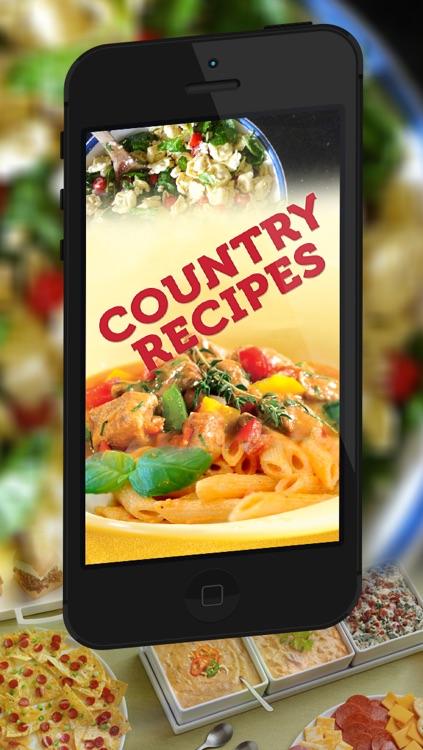 Country Recipe Book Lite