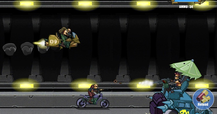 Delivery Man – Death drive screenshot-3