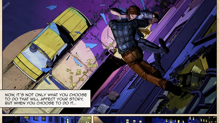 The Wolf Among Us screenshot-4