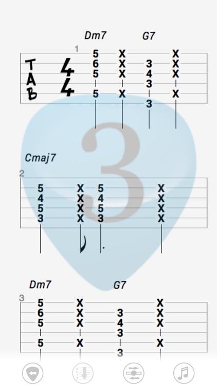 E-Jazz : Chords for Jazz Guitar screenshot-3