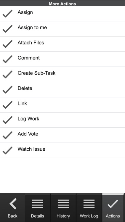 JIRA Issue Tracker screenshot-4