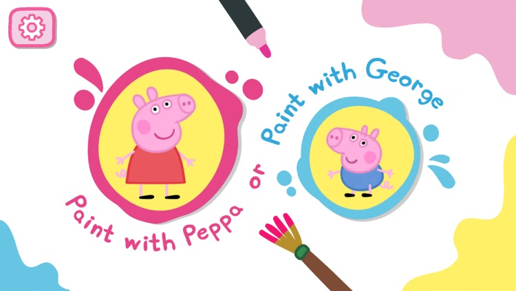 Peppa Pig: Paintbox