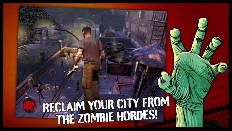 Zombie HQ screenshot-4