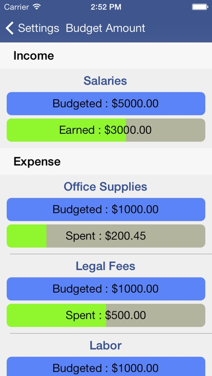 Expense Tracker with Pocket Budget screenshot-4