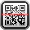 !QR Profi的 - 专业快速的QR码和条码阅读器/扫描仪。