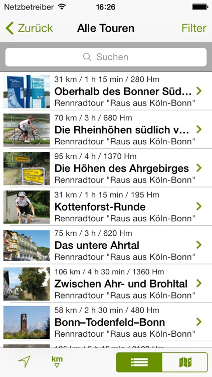 Rennrad Guide
