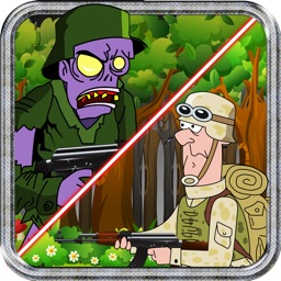 Furious Jungle War Free - Legendary Enemy Slayers