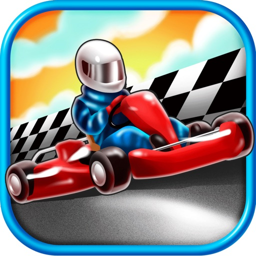 3D Go Kart Racing Madness By Street Driving Escape Simulator Game For Teens Pro