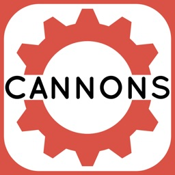 Cannons PRO: The Impossible Spinning Cannon Line Game