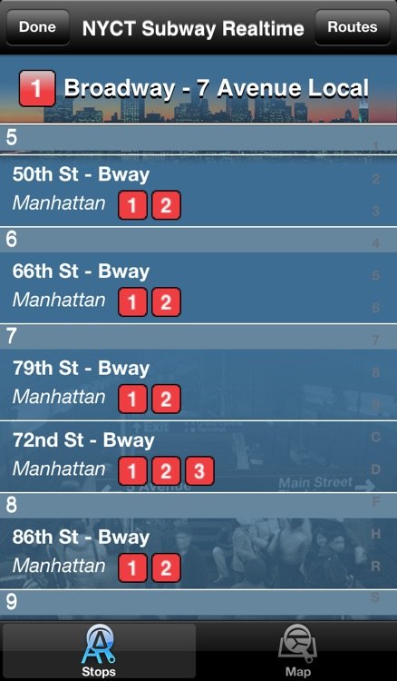 NYCT Subway - Never miss your transport screenshot-4