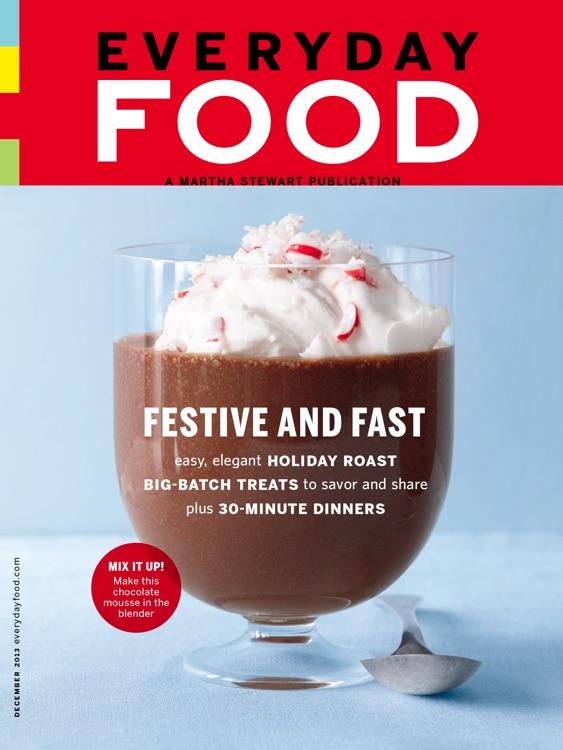 Martha Stewart Everyday Food Collection