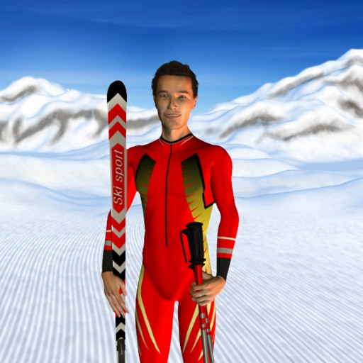 Snow Fitness Workouts HD - Ski & Snowboard exercises