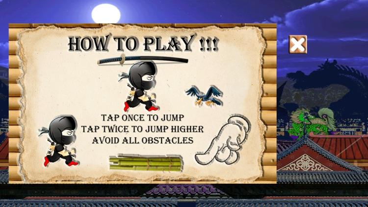 A Baby Ninja Run Free - Best Karate Samurai Assassin Games