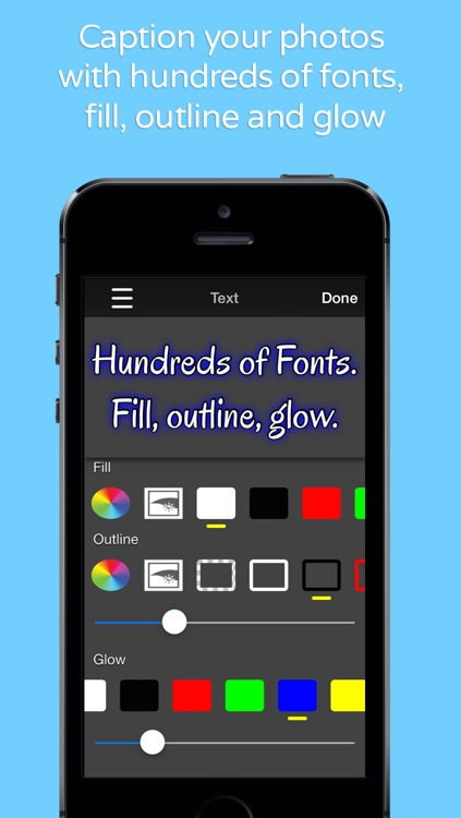 Photo Editor Pro by Digital Ruby - Create eCards, Flyers, Posters, 3D Text, Borders and More! screenshot-3