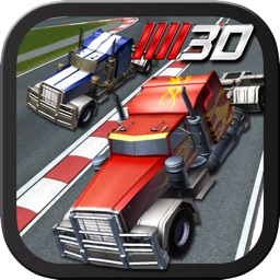 3D Truck Racing : High Speed Race