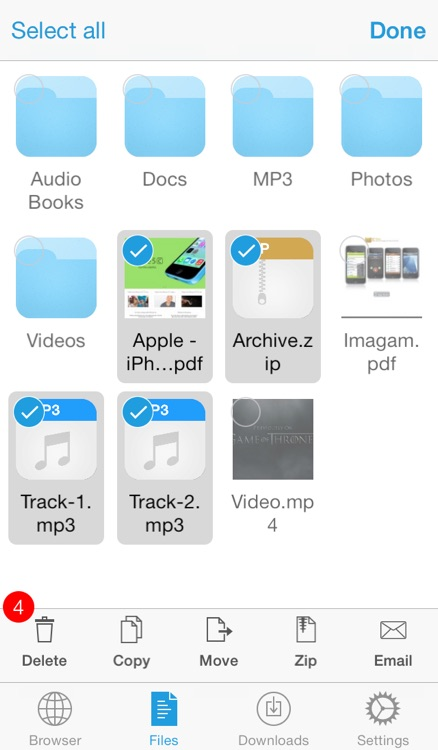 DownloadMate - Music, Video, File Downloader & Manager
