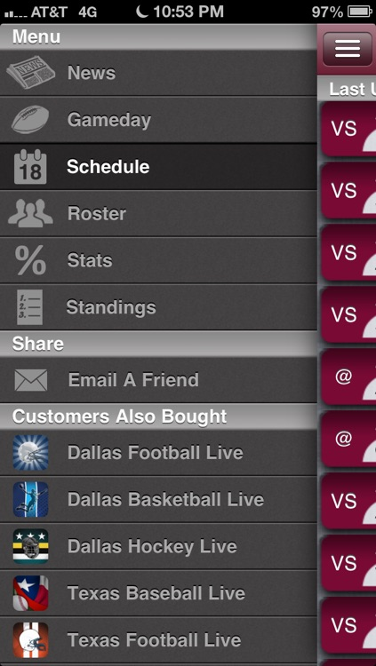 Texas A&M Football Live