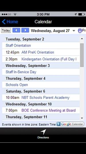 nbtschools homework portal