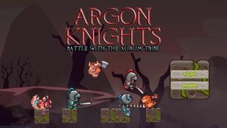 Argon Knights - 中世紀戰爭與黑暗騎士屏幕截圖4